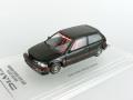 【お1人様1個まで】INNO Models(イノモデル) 1/64 ホンダ シビック EF9 SiR Black Edition デカール付き