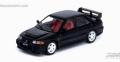 【お1人様5個まで】INNO Models(イノモデル) 1/64 三菱 ランサー GSR EVOIII ブラック 交換用ホイールセット、デカール付