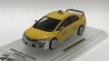 【お1人様2個まで】INNO Models(イノモデル) 1/64 Honda シビック Type-R FD2 台湾タクシー 台湾限定品