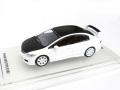 【お1人様5個まで】INNO Models(イノモデル) 1/64 Honda シビック Type-R FD2 ホワイト/カーボンルーフ、ボンネット (香港限定)