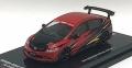 【お1人様2個まで】INNO Models(イノモデル) 1/64 Honda シビック FD2 Mugen RR FD club Toyz network