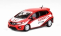 "【お1人様5個まで】INNO Models(イノモデル) 1/64 ホンダ JAZZ GK5 #1 ""Team Honda Racing Indonesia"" 2015"