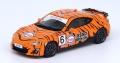 """【お1人様5個まで】INNO Models(イノモデル) 1/64 トヨタ GT86 #6 """"ESSO ULTRON TIGER"""" Goodwood Festival of Speed 2015"""