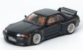 【お1人様5個まで】INNO Models(イノモデル) 1/64 Nissan GT-R R32 Pandem ブラック
