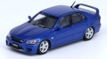 【お1人様5個まで】INNO Models(イノモデル) 1/64 トヨタ アルテッツァ RS200 Z-Edition ブルー