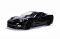 [予約]Jada Toys(ジャダトイズ) 1/24 2006 シェビー コルベット Z16 グロスブラック