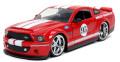 [予約]Jada Toys(ジャダトイズ) 1/24 2008 フォード マスタング シェルビー GT500KR #95 キャンディレッド