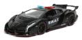 Jada Toys(ジャダトイズ) 1/24 2017 ランボルギーニ ヴェネーノ SWAT(プライマーブラック)