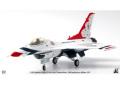 JCW 1/72 F-16C アメリカ空軍 サンダーバーズ アメリカ空軍創設70周年 2017