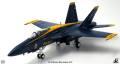 JCW 1/72 F/A-18 アメリカ海軍 ブルーエンジェルス 海軍航空100周年塗装 2011