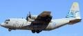 [予約]JFOX MODELS 1/200 C-130H ギリシャ空軍 #745 第356戦術輸送航空隊 60周年記念塗装 With Stand