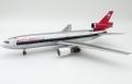 JFOX MODELS 1/200 DC-10-40 ノースウエスト航空 N155US With Stand