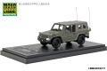 [予約]モノクローム 1/43 1/2tトラック(V16型) 陸上自衛隊化学学校 大宮駐屯地