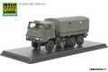 モノクローム 1/43 3.5tトラック(SKW464型) 陸上自衛隊 第34普通科連隊 板妻駐屯地