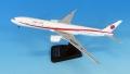 全日空商事 1/400 777-300ER N509BJ 次期政府専用機 プラスチックスタンド付き ダイキャストモデル