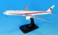 全日空商事 1/400 777-300ER 政府専用機 80-1111ダイキャストモデル(WiFiレドーム・プラスチックスタンド付)