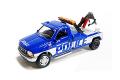 Johnny Lightning(ジョニーライトニング) 1/64 1999 フォード F-450 トウトラック POLICE ※並行輸入