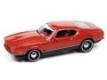 """[予約]Johnny Lightning(ジョニーライトニング) 1/64 ジェームズ ボンド 1971 フォード マスタング """"007 ダイヤモンドは永遠に"""" ティンジオラマ"""