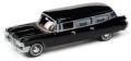 [予約]Johnny Lightning(ジョニーライトニング) 1/64 1959 キャデラック ハース (霊柩車) [ブラック] ※並行輸入