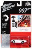 Johnny Lightning(ジョニーライトニング) 1/64  「007は二度死ぬ」 1967 トヨタ 2000GT ※並行輸入品