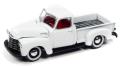 [予約]Johnny Lightning(ジョニーライトニング) 1/64 1950 シェビー ステップサイド トラック グロスホワイト