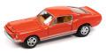 [予約]Johnny Lightning(ジョニーライトニング) 1/64 1968 シェルビー GT500KR カリプソコーラル/ホワイト