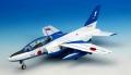 KB WINGS 1/72 川崎 T-4 ブルーインパルス スタンド付