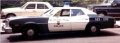 KESS (ケス) 1/43 フォード トリノ MDC ボストンポリス 1976 グリーン/ホワイト