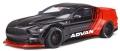 [予約]GTスピリット 1/18 フォード マスタング by LB★WORKS (ブラック/レッド) Asia Exclusive 国内限定数: 250個