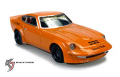KJ Miniatures 1/64 LBWK FairLady S30 Orange