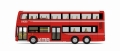 [予約]TINY(タイニー) Tiny City No.119 ボルボ B9TL KMB(九龍バス) Wright Red 41A