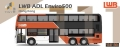 TINY(タイニー) Tiny City No.111エンバイロ500 LWB (Long Win バス) 新塗装