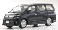 京商オリジナル 1/43 トヨタ ヴェルファイア 3.5Z G Edition (ブラック)