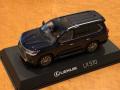 京商オリジナル 1/43 LEXUS LX570(ブラック)