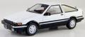 [予約]京商オリジナル 1/43 トヨタ スプリンター トレノ(AE86) ホワイト