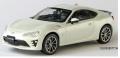 [予約]GAZOO Racing 1/43 トヨタ 86 GT-Limited 2016 (クリスタルホワイトパール) GAZOO Racing パッケージ