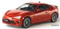 [予約]GAZOO Racing 1/43 トヨタ 86 GT-Limited 2016 (ピュアレッド) GAZOO Racing パッケージ