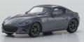 宮沢模型限定 京商 1/64 マツダ ロードスター RS 2015 グレー