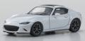 宮沢模型限定 京商 1/64 マツダ ロードスター RS 2015 ホワイト