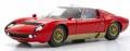 [予約]京商オリジナル 1/18 ランボルギーニ ミウラ P400S (レッド) ※再生産