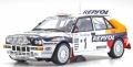 [予約]京商オリジナル 1/18 ランチア デルタ HF インテグラーレ 1993 モンテカルロ #1