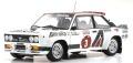 京商オリジナル 1/18 フィアット 131 アバルト ラリー 1978 1000湖 #3