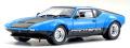 京商オリジナル 1/18 デ・トマソ パンテーラ GT4 ブルー/ブラック