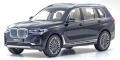 [予約]京商オリジナル 1/18 BMW X7 (G07) (カーボンブラック)