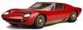 [予約]京商オリジナル 1/12 ランボルギーニ ミウラ P400S(レッド) 世界限定: 350個