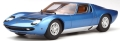 京商オリジナル 1/18 ランボルギーニ ミウラ P400S(ブルー) 世界限定: 500個