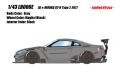 [予約]EIDOLON(アイドロン) 1/43 LB★WORKS GT-R Type 2 2017 グレー ※限定60台