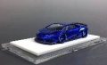 LB★PERFORMANCE 1/64 LIBERTY WALK LB-WORKS Huracan LP610 クロームブルー (Limited 999 pcs)
