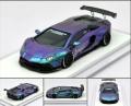 LB★PERFORMANCE 1/64 LIBERTY WALK LB Works Aventador LP700 Andromeda 世界限定999pcs