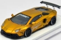 LB★PERFORMANCE 1/64 LIBERTY WALK LB-WORKS アヴェンタドール LP700 Gold ※世界限定999pcs
